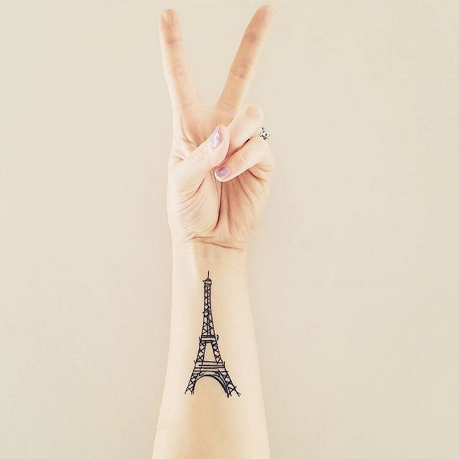 tatoo paris