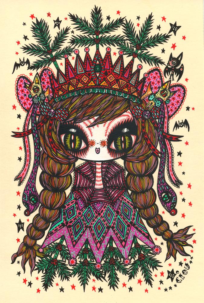 Forest-queen