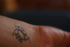 Rune, date et mot - Amsterdam, Paris et Prague