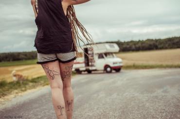 ©DACHEZ ARNOLD / Chris - Dérapage corporel / Nelson - École française de tatouage / Virgile / Yome - Ravenink tattoo / Needlejul - Ravenink tattoo / GueT