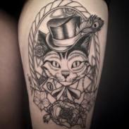 tattoo chat dandy en cours