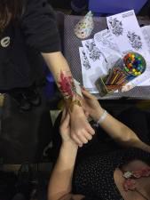 nos tatoués