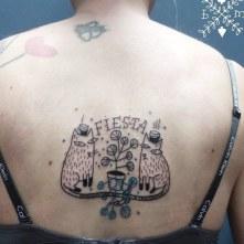 tattoo beatrice